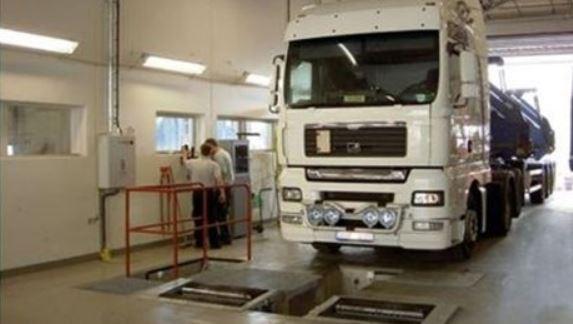 brake testing machine