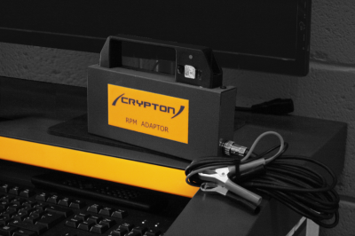 Crypton Emissions Analyser with Mobile Cabinet - Crypton Technology