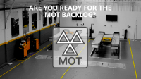 Get ready for the MOT backlog